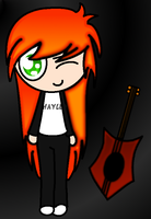 Hayley Williams Cute Chibi by suzzie456