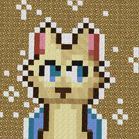 Minecraft Gryphixie by Heatphones