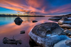 Fire and Ice by MarshallLipp