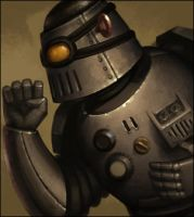 The Mechanist by IronShrineMaiden
