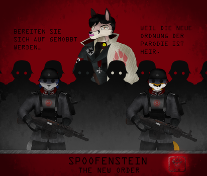 Spoofenstein: new order by RainRedfox