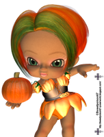 PumpkinGirl by sweetpoison67