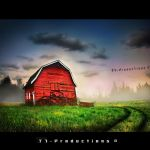 ProPerty of Red Barn - Morning by T7-Productions