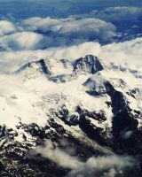 Swiss Alps by Xercesa