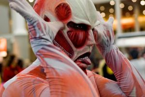 colossal titan by one-more-miracle