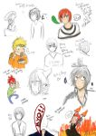 One Big Sketchdump. by DameOfMaracas