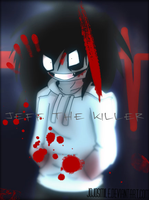 Jeff the killer  by JOJOSmile