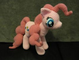 Pinkie Pie by NerdyKnitterDesigns