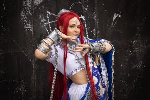 Trinity Blood: Look by auntLilith