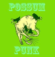possum punk by muura