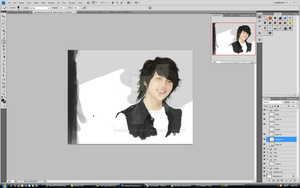 WIP Oh Wonbin: UPDATE by dreamless-night-sky