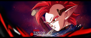 DbZ-Tapion tag by Red-wins