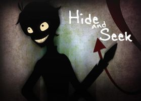 hide and seek concept art by goldensnitch14
