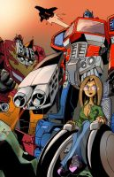 TheBoo's Autobot Classics by DrewEiden