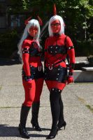 Cos and Effect 2012 : Scanty and Kneesocks by Roxxi980