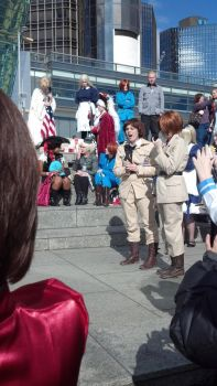Hetalia photoshoot at Youmacon 2012! by Hetaliagirl133