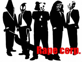Rape corp. by zagzagsama