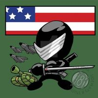 Snake Eyes Chibi by Sideways8Studios