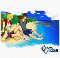 Chrono Cross Radical Dreamers by JACKIEthePIRATE