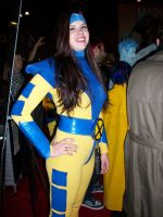 Marvel Girl at nycc 2010 by lenlenlen1