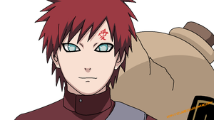 Gaara by Cclaire110