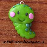 bug charm by lapechesogna