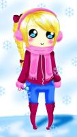Pigsquid Winter Contest - Maya by Aninsey