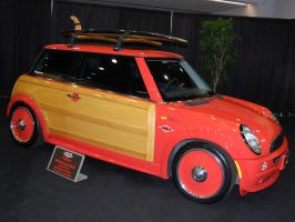 custom Mini Cooper JimmyZ by Partywave