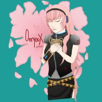 Ash of a Flower_We Love Fine Vocaloid Contest by OnryouX