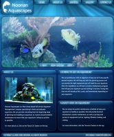 AquariumNJ Website Design by himanshu-kapoor