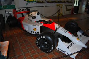 Brooklands Senna McLaren by WS-Clave