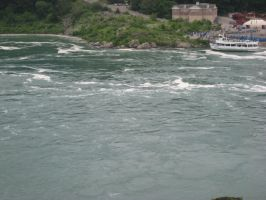 At Niagra by xemptydarknessx