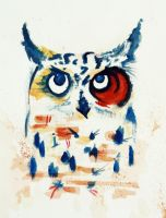 owl by just1dreamer
