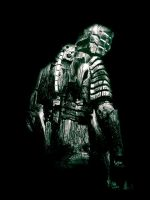 Dead Space Isaac by FRENCHSkorm