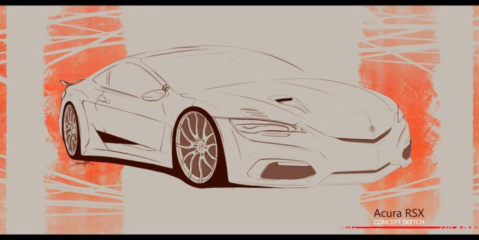 Acura Concept Car - RSX *Updating* by KhoaSV
