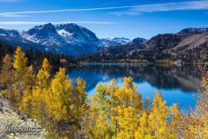 June Lake by tassanee