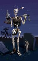 Mr. Bones by Edarneor