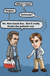 House MD: Organ Transport by AquaticFishy