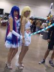 Panty and Stocking by m1ndr34d3r