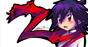 Demon Almaz_sketch by f-sonic