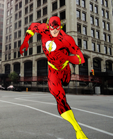 The Flash by portfan