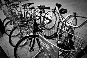 Bikes by tifrize