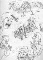That Boy Needs Therapy by Otacon144