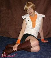 Heather Mason Silent Hill 3 costume I by Rejiclad