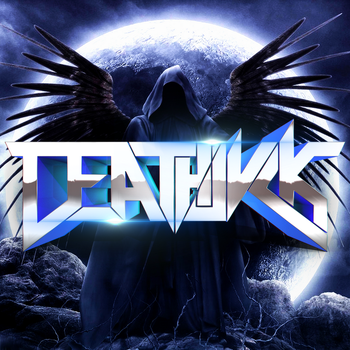 Logo for my friend DEATHJVCK by Zidlont