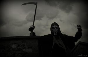From The Depths Of Hell The Reaper Takes All by Estruda