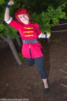 ColossalCon 2016 - Ranma-chan(PS) 12 by VideoGameStupid
