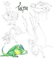 Commission :. Taipa by Teggy