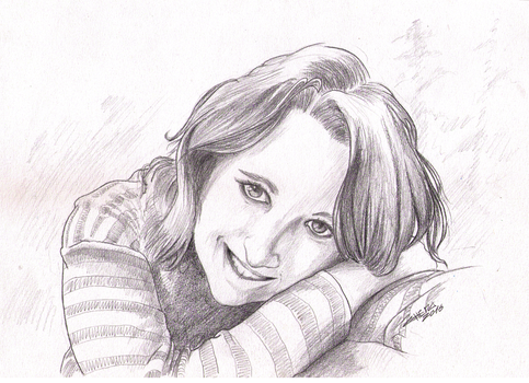Portrait commission by ChemaIllustration