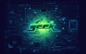 geek wallpaper by foxghent